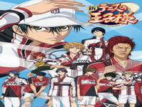 HTML New Prince of Tennis